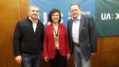 Барометр реформ на UA : Українське радіо Харків